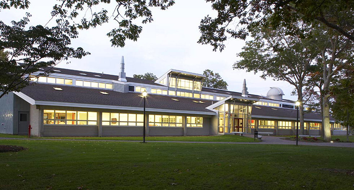 Math and Science Facility